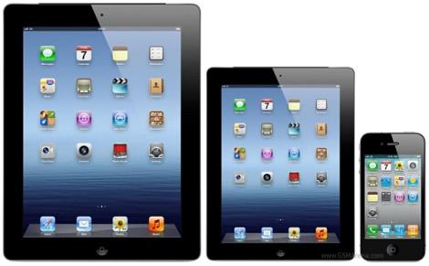 apple ipad mini-mock
